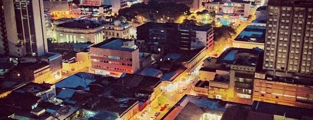 Asunción is one of World Capitals.