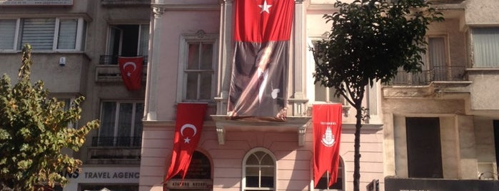 Atatürk Müzesi is one of İstanbul Avrupa Yakası #2 🍁🍃.