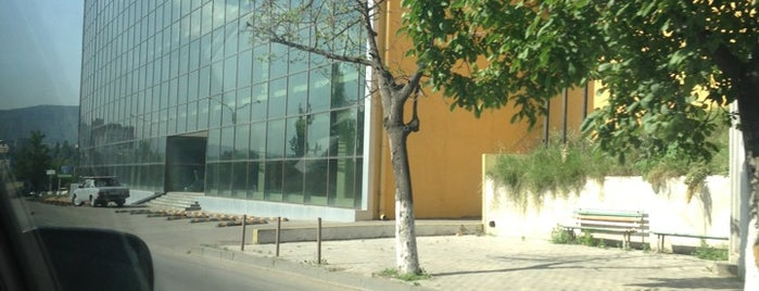 Marshal Gelovani Avenue | მარშალ გელოვანის გამზირი is one of Streets.