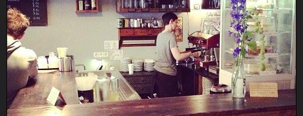 Kaffeeladen is one of Berlin | F'hain.