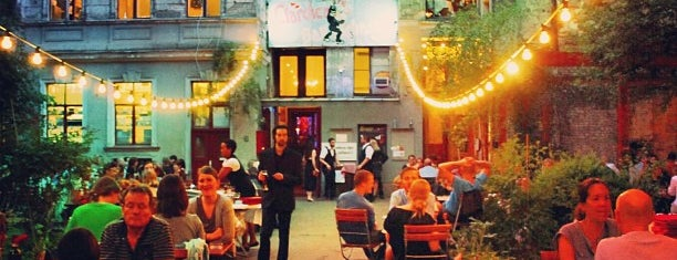 Clärchens Ballhaus is one of Food & Fun - Berlin.