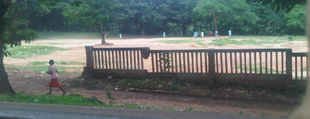Children's Park is one of Kumasi City #4sqCities.
