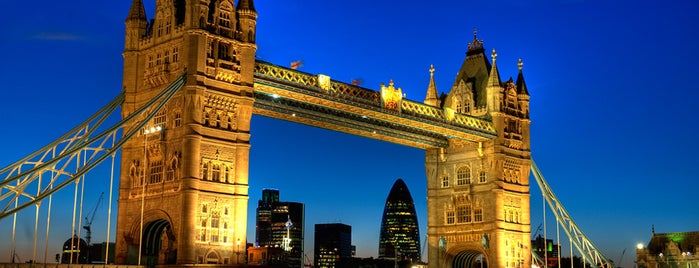 London is one of World Capitals.