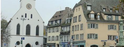 Église Saint-Guillaume is one of Strasbourg - Capitale de Noël - #4sqcities.