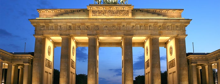 Berlin is one of World Capitals.