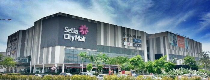 Setia City Mall is one of jalan-jalan best.