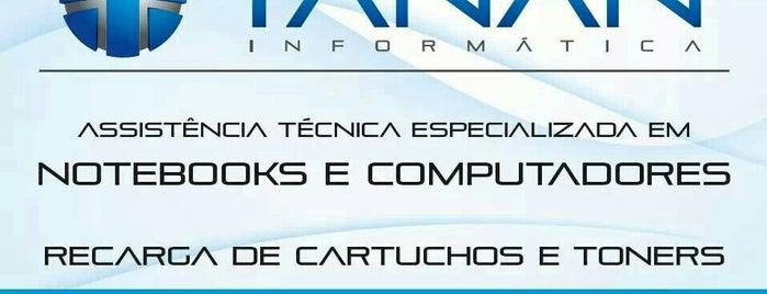 Tanan Informática is one of cruz das almas.
