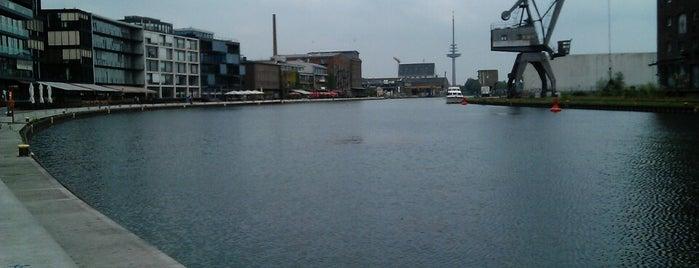 Hafen is one of Münster - must visit.