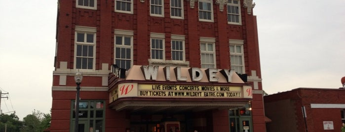 Wildey Theatre is one of Favorite places.