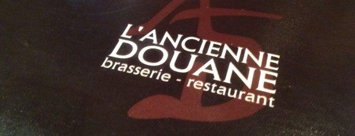 L'Ancienne Douane is one of Strasbourg - Capitale de Noël - #4sqcities.