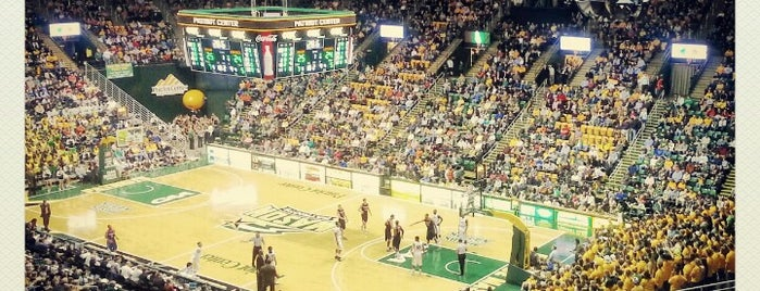 EagleBank Arena is one of Places I go.