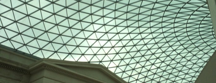 Great Court is one of The 15 Best Museums in London.