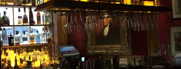 Peruke & Periwig is one of The 15 Best Cozy Places in Dublin.