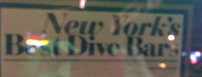 Mr. McGoo's is one of 50 Best Dive Bars in NYC.