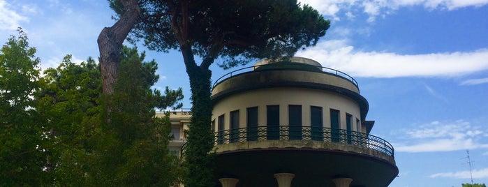 Milano Marittima is one of Riviera Adriatica.