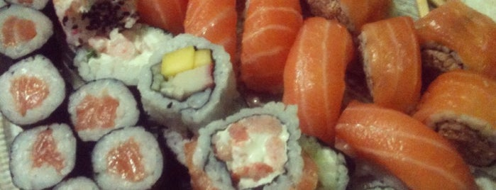 Wago Temakeria is one of Sushi Work Place.