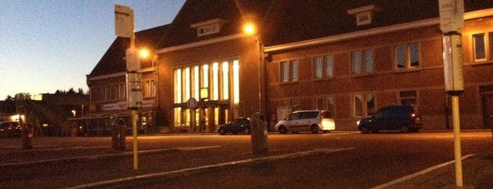 Station Diest is one of Bijna alle treinstations in Vlaanderen.