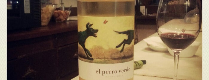 De Vinos is one of AFTERNOON.