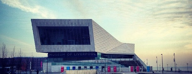 Museum of Liverpool is one of Liverpool places.