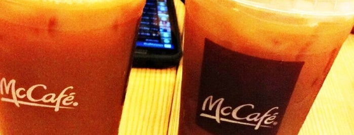 McDonald's is one of Great places for everything.