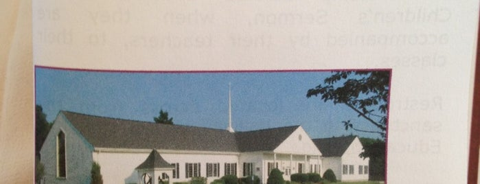 First Presbyterian Church Of Haverhill is one of Haverhill.