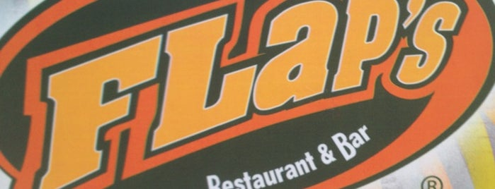 Flap's is one of ñom ñom.