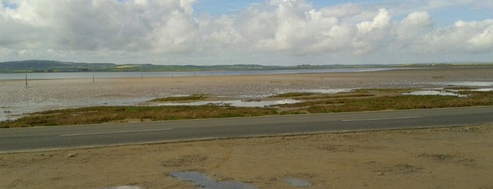 The Holy Island of Lindisfarne is one of Northumberland nature reserves.