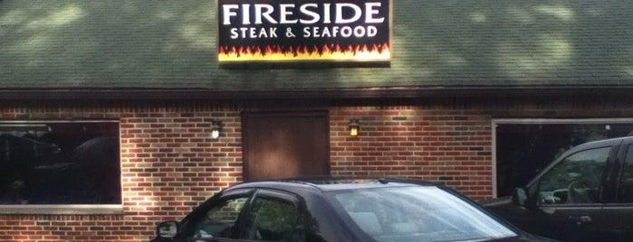 Fireside Steak Pub is one of Hudson Valley.