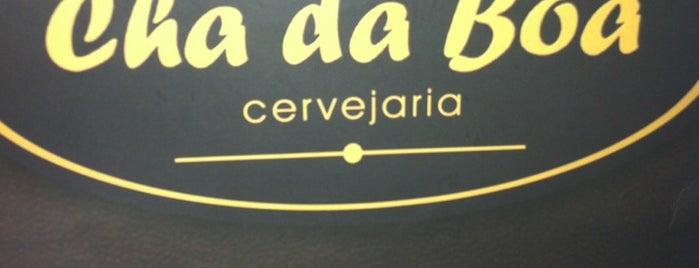 Chá da Boa is one of Inferninhos.