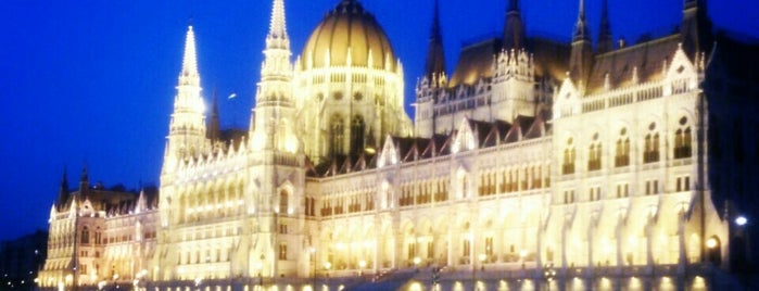 Budapest is one of World Capitals.