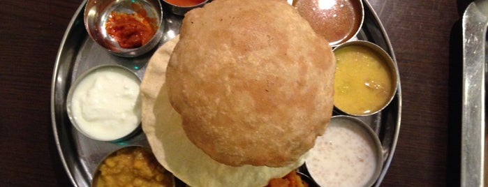 Saravana Bhavan is one of east east london.