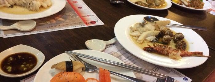 Shogun Japanese Buffet Restaurant is one of Kuala Lumpur: eat.