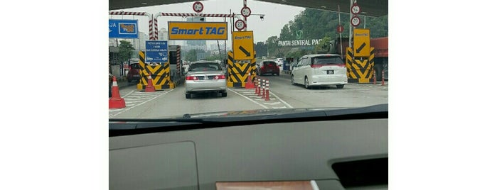 Plaza Tol Pantai Dalam Barat (West) is one of Go Outdoor, MY #6.