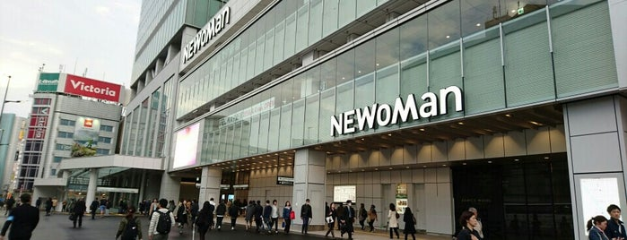 NEWoMan is one of Tokyo.