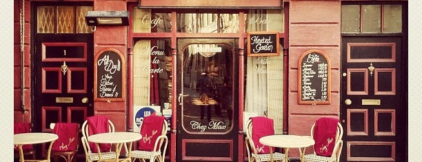 Chez Max is one of Dublin - the ultimate guide.