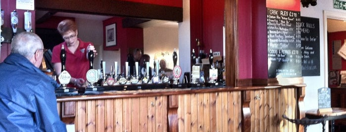 Black Bulls Head is one of Real Ale Pubs in Derbyshire.