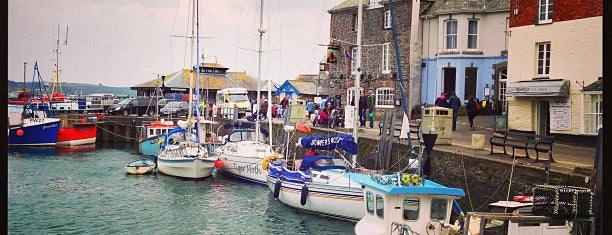 Padstow Harbour is one of UK To-do List.
