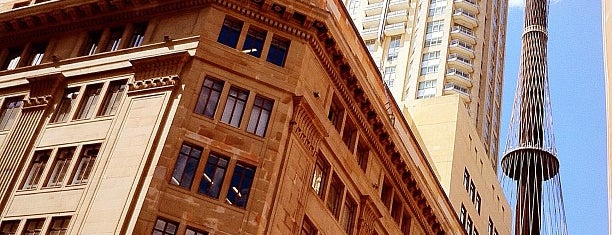 Myer is one of Sydney.
