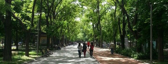 Kurtuluş Parkı is one of ANKARA - GİDİLECEKLER.