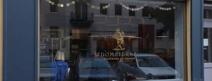 Dompierre Boulangerie is one of TO EAT in MINGA.