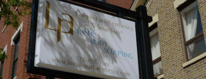 Lincoln Park Aesthetics is one of The 15 Best Places for Facials in Chicago.