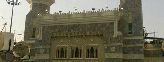 King Abdulaziz Gate is one of Holy Places & Sites of Region Hejaz.