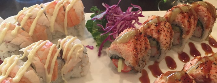 Bop N Sushi is one of Pascack Eats.