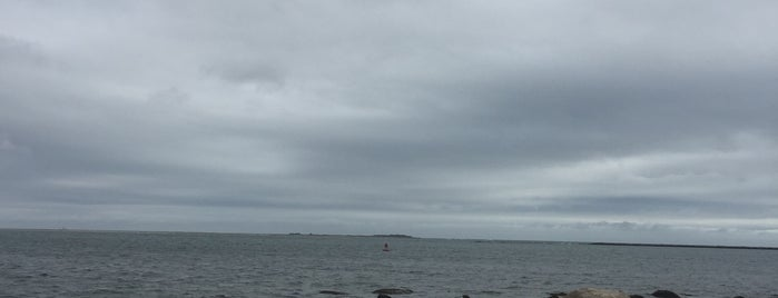 Stonington Point is one of Maybe.