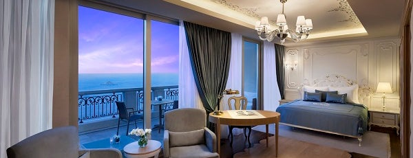 Park Bosphorus Istanbul Hotel is one of 2..