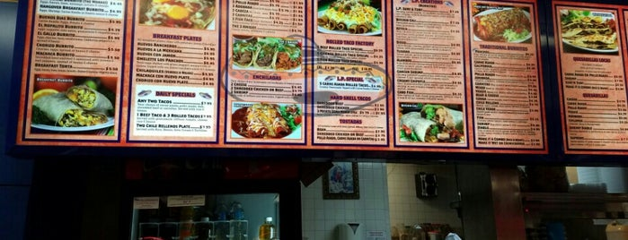 Los Panchos Taco Shop is one of San Diego: Taco Shops & Mexican Food.