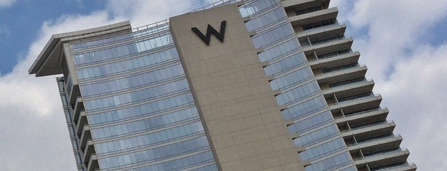 W Dallas - Victory is one of Hotels.