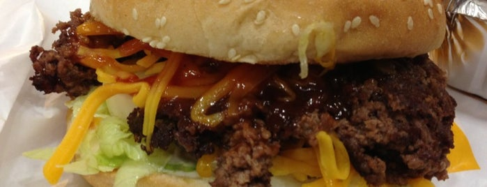 Rick's Burgers is one of Fix.