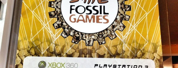 Fossil Games is one of Shopping da Gávea.