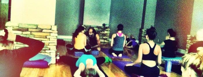 New York Yoga is one of Yoga @ New York City.